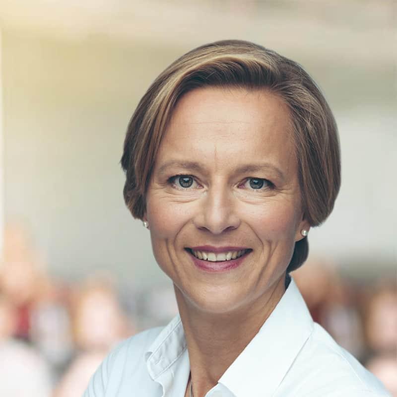 Portrait von Claudia Freimuth Digitales Event Vertrieb